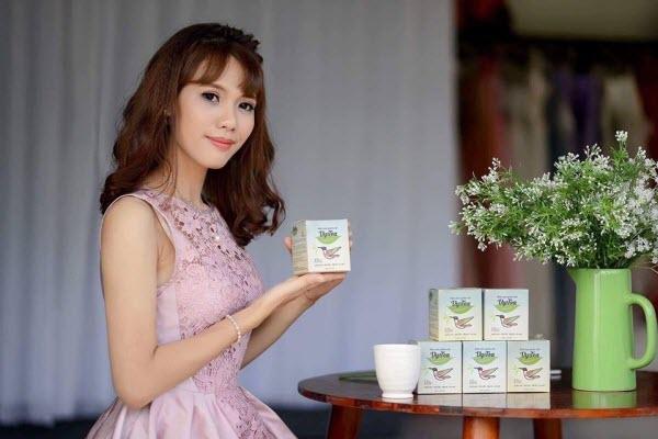 trà giảm cân vy & tea an toàn và hiệu quả
