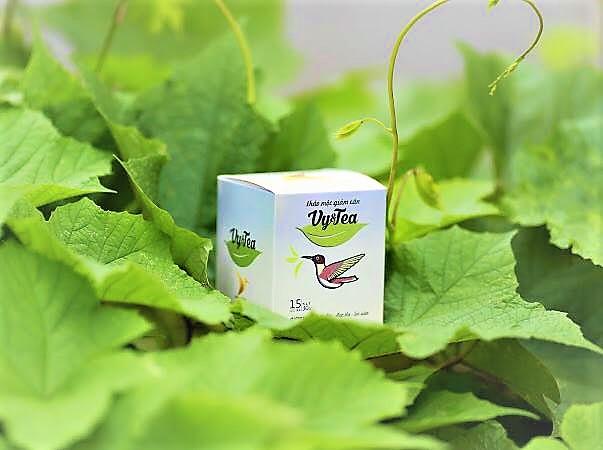 trà vy tea giảm cân an toàn
