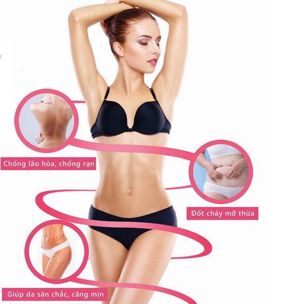 công dụng gel gừng quế vy&body