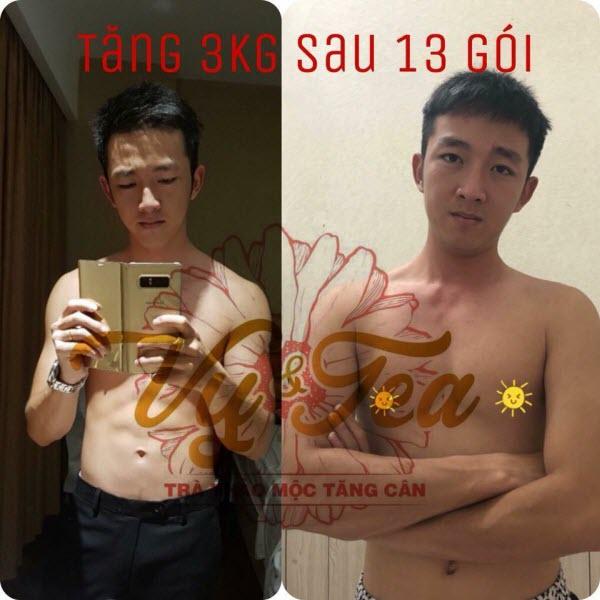 Phan hoi khach hang khi su dung tra tang can Vy&tea_1